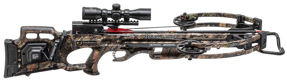 TenPoint Turbo M1 Crossbow Set 380 fps Acudraw Pro