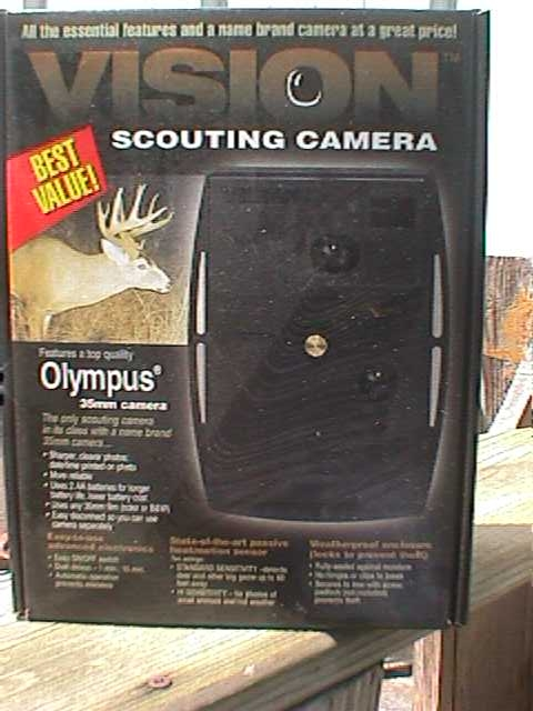 Non-Typical Vision Game Camera - LIMITED