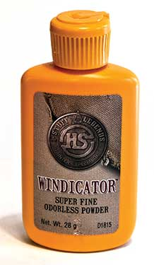 H.S. Windicator Wind Check Powder orderless