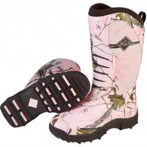 Womens Pursuit Boots Sleath Pink Realtree boot SIZE 6 SPECIAL