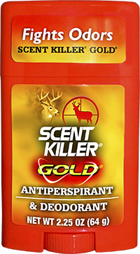 Wildlife Research Scent Killer Gold Anit-Perspriant & Deordorant